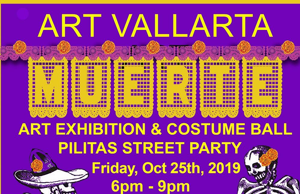 2019 Dia de los Muertos Art Exhibition and Costume Ball