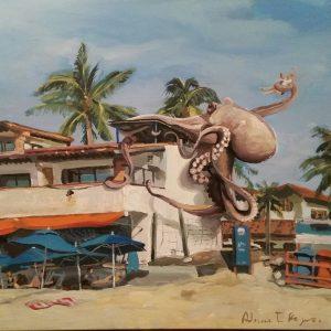 Adrian Rojas Art VallARTa Puerto Vallarta