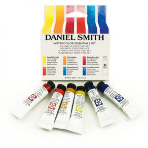 Daniel Smith Watercolor Tube