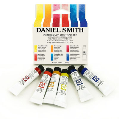 Daniel Smith Watercolor Tube