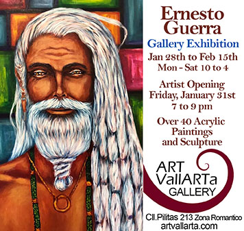 Ernesto Guerra Gallery Exhibition