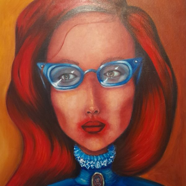 Shady Lady by Ernesto Guerra