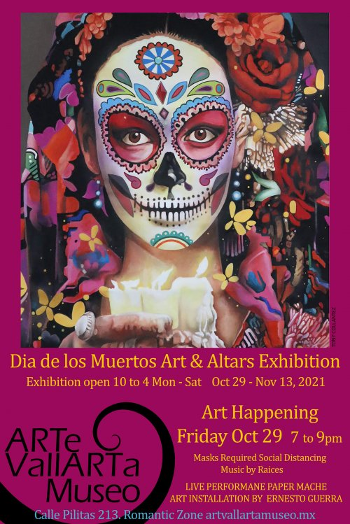 Day of the Dead Poster 2021 card A (1)